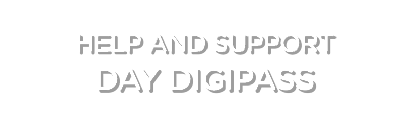HELP AND SUPPORT DAY DIGIPASS
